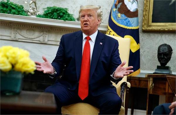 trump calls impeachment inquiry against him a scam