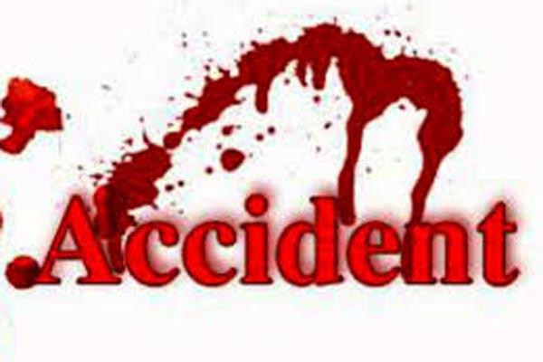 paonta sahib road accident one death