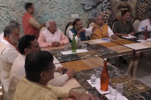 after pm modi nadda will be hunk in haryana