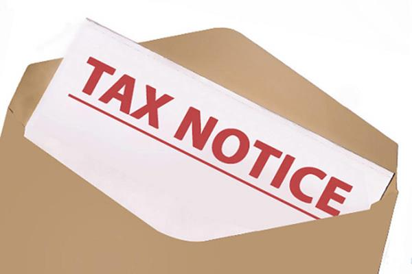 income tax officials will not be able to send notice directly from october 2