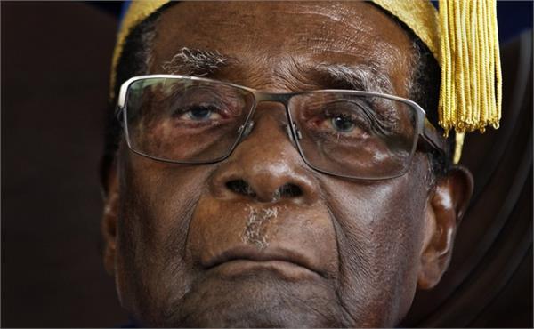 mugabe to be buried next sunday government media