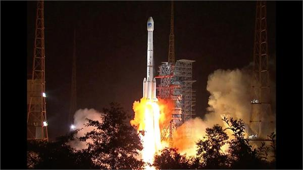 china successfully launches 3 satellites