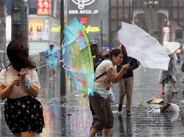 typhoon kills 3 in south korea