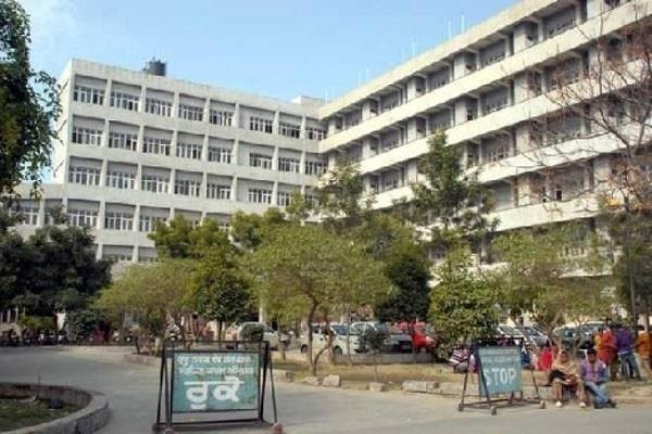 guru nanak dev hospital doctors fees 10 parking fees 20