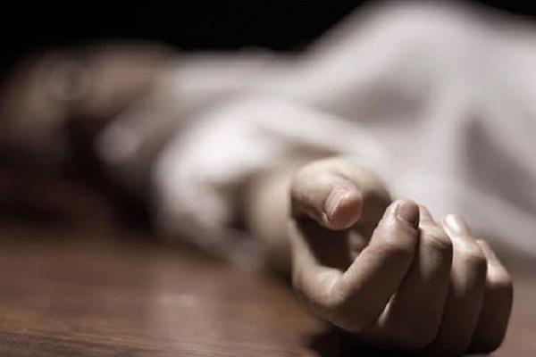 body of a youth found mandla sensation spread
