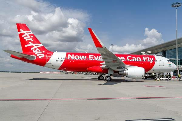 air asia will start flying from agartala
