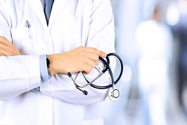 service of specialist doctors increased by 60 to 65 years