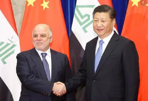 china wants to enter middle east with belt and road project