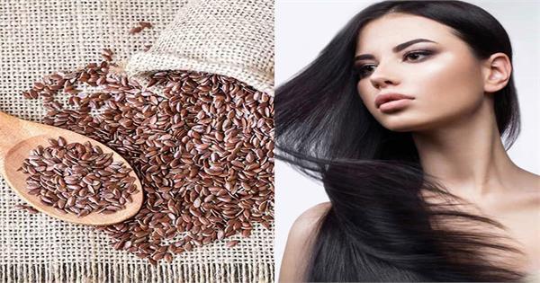 बालों से जुड़ी हर प्रॉबल्म का हल है अलसी के बीज, जानिए इस्तेमाल का तरीका