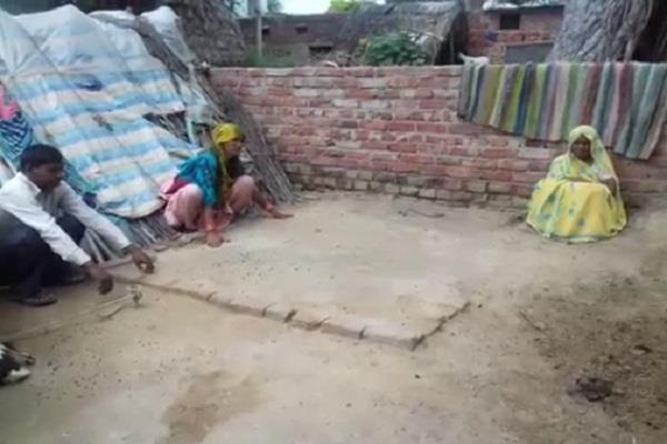 a village in up where dead people live with humans