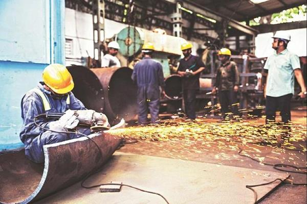 the growth rate of 8 core sectors rolled out in july