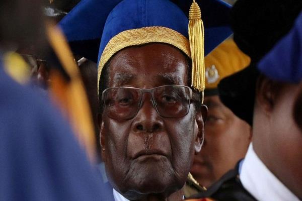 zimbabwe robert mugabe people s union rhodesia government