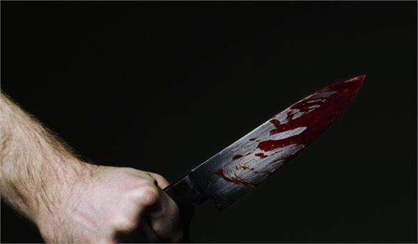step son brutally murders mother of panchayat member