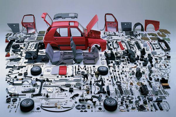 demand for uniform 18 gst on auto parts