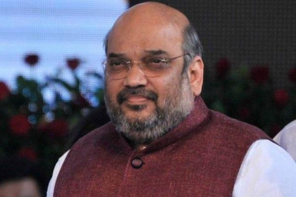 amit shah gets invitation to inaugurate durga puja
