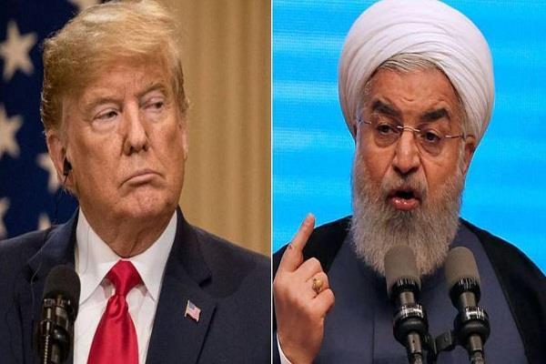 spiritual and trump will not meet iran