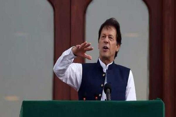 pak pm imran khan s provocative action pok visits