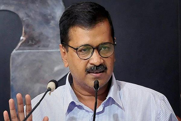 sant ravidas temple to be rebuilt in delhi  kejriwal
