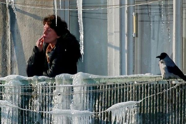 ban on cigarette smoking in balcony in russia