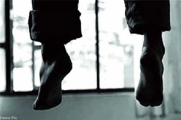 suicide in hamirpur