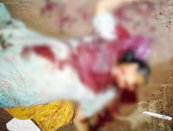 husband killed wife