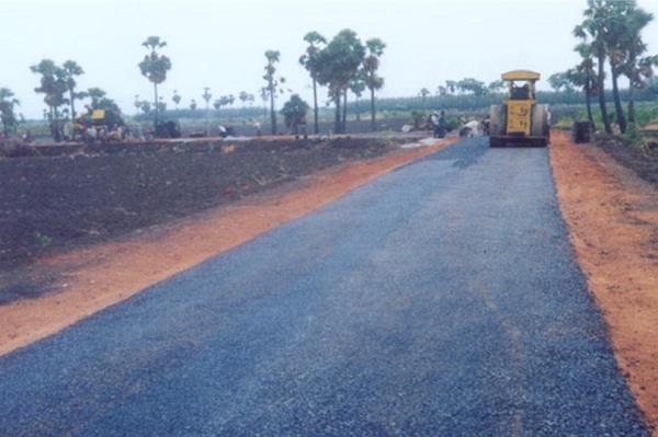 roads will be made in haryana on the same criteria