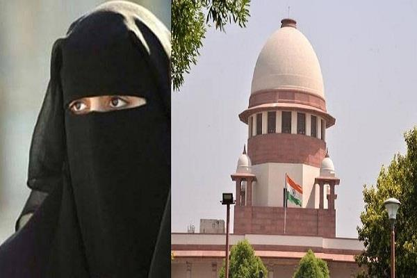 another petition filed against triple talaq law supreme court ready for hearing