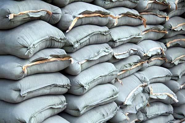 government cement recovered from house of contractor