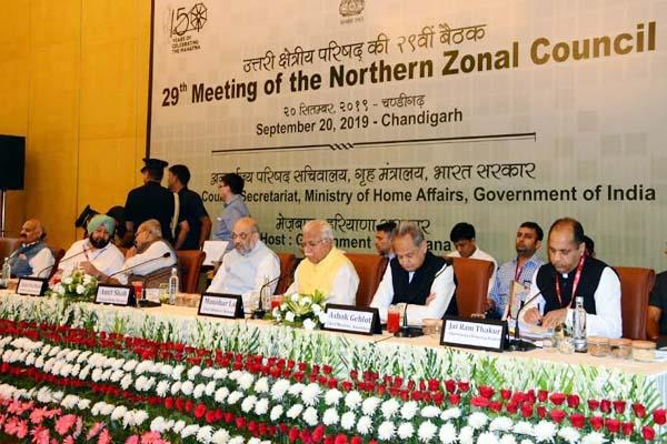 nzc meeting in chandigarh