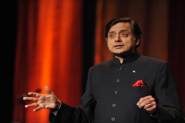 no room for tolerance only  clear distinction  in india tharoor