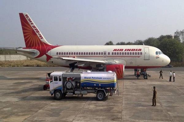 air india resumes supply of fuel at six airports