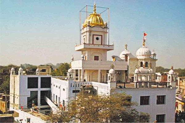 sant ravidas temple case case reached before chief justice ranjan gogoi