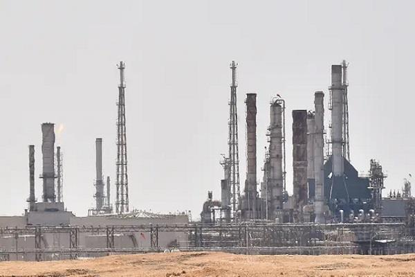 saudi arabian oil production will be completely normal in two to three weeks
