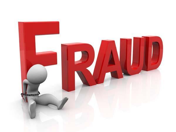 case filed for fraud against secretary