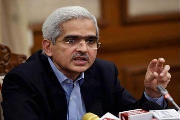 rbi governor shaktikanth also admitted  gdp figures are worse than expected