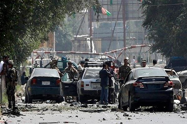 12 killed in fidayeen explosion near us embassy in afghanistan