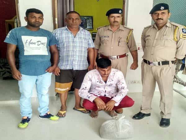bhukki recovered from house