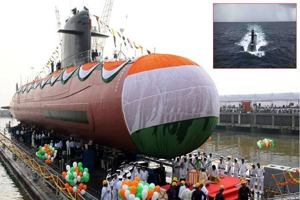 navy will soon get the gift of khanderi submarine and stealth frigate
