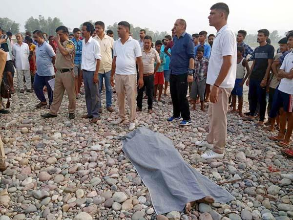 student drown in beas river