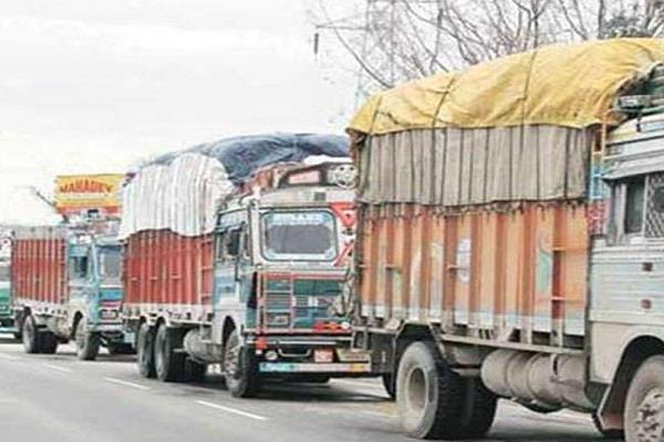 rajasthan s truck owner filed the biggest challan paid a fine of rs 1 41 700