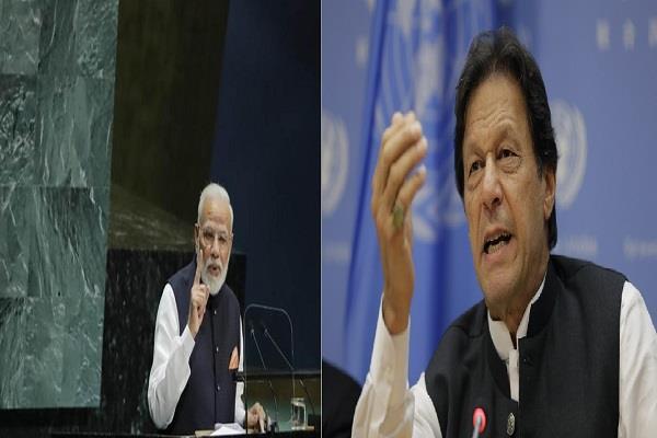 india will respond to pakistani pm imran khan s speech in unga