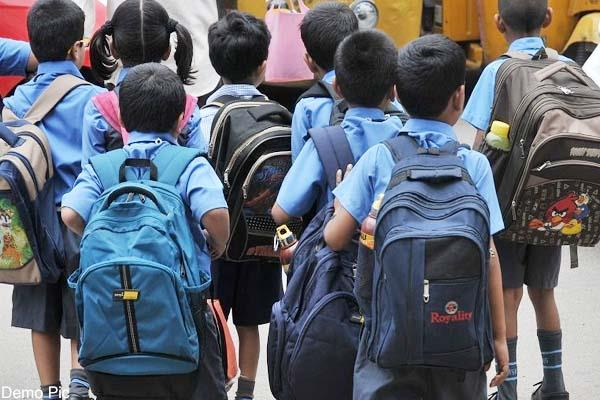 niti aayog released data haryana improves education quality the most