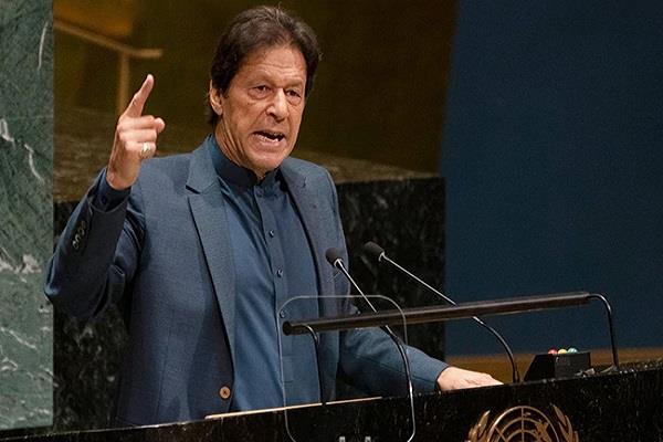 khan also gave a tearful fight for nuclear war from the united nations stage