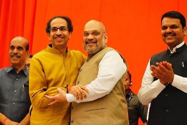 bjp shiv sena election alliance to be announced in two days uddhav