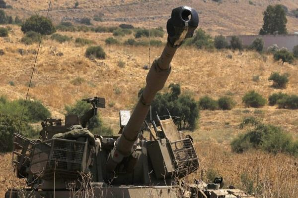hezbollah fires rockets into israel from lebanon