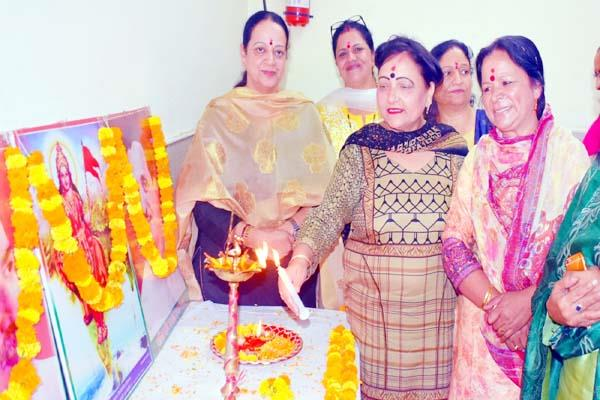 special importance of mahila morcha dharamshala in by election