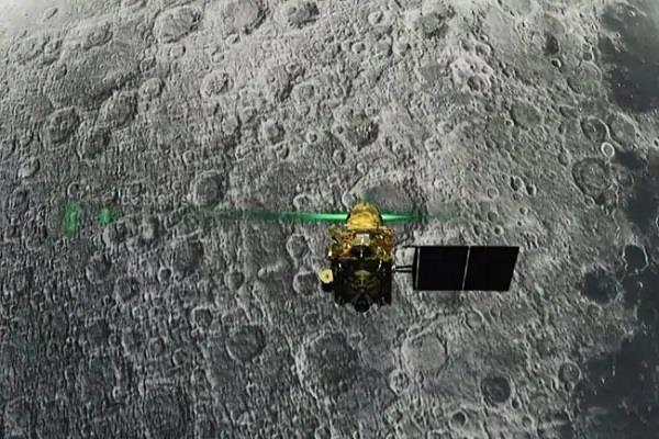 nasa took chandrayaan 2 landing site picture soon to get big news