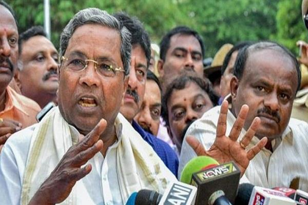 congress jds claim pm refuses to give time to chief minister