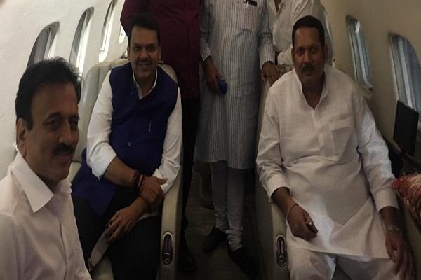 maharashtra big shock to ncp mp udayan raje will join bjp