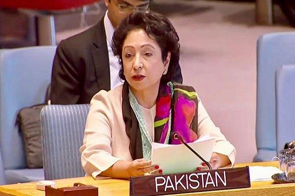 munir akram will now be pakistan s ambassador in place of maliha lodhi in un